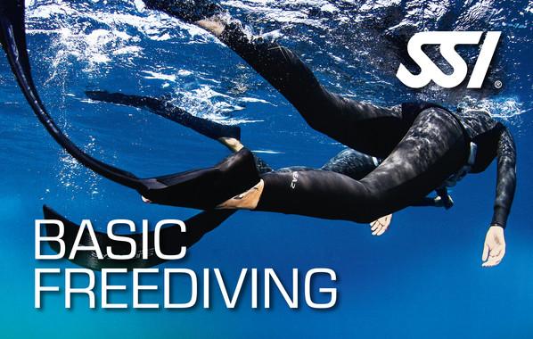 SSI - Basic Freediving