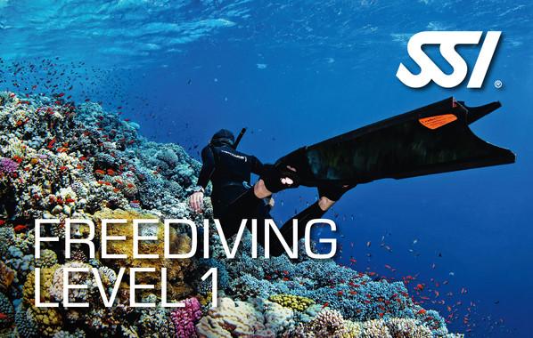 SSI- Freediving Level 1
